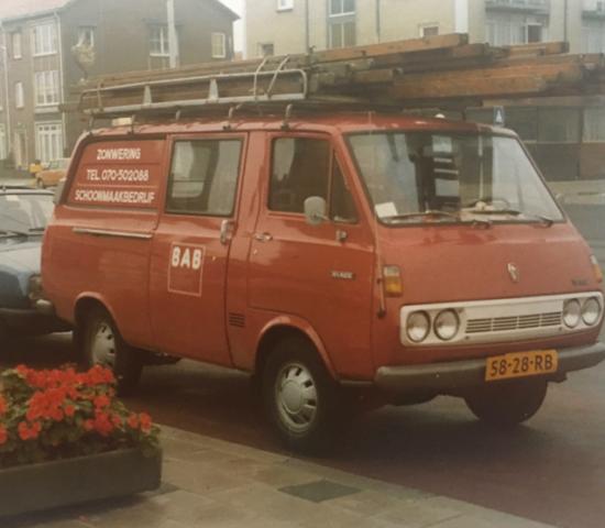 Werkbus 1978