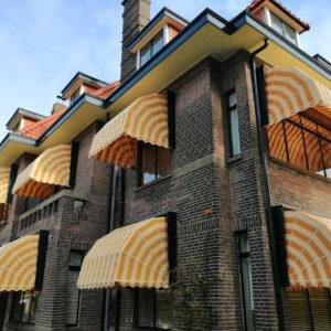 Nieuwe doeken Belgisch park