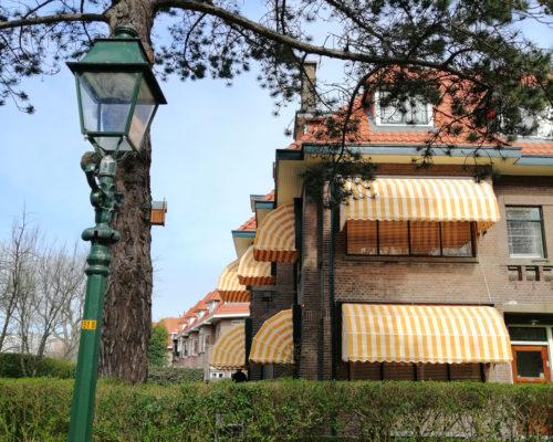 Belgisch park nieuwe doeken